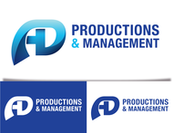 Corporate Logo Design 'AD Productions & Management' - Entry #96