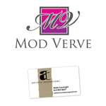 Fashionable logo for a line of upscale contemporary women's apparel  - Entry #25