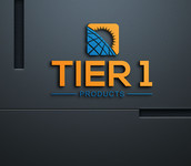 Tier 1 Products Logo - Entry #294
