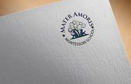 Mater Amoris Montessori School Logo - Entry #539