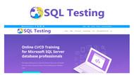 SQL Testing Logo - Entry #65