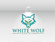 White Wolf Consulting (optional LLC) Logo - Entry #356