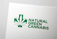 Natural Green Cannabis Logo - Entry #41