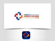 Mobile Healthcare EHR Logo - Entry #44