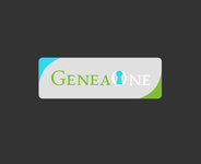 GeneaOne Logo - Entry #82