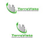 TerraVista Construction & Environmental Logo - Entry #368