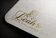 Leah's auto & nail lounge Logo - Entry #76