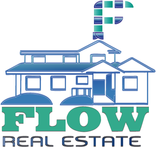 Flow Real Estate Logo - Entry #39