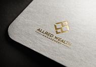 ALLRED WEALTH MANAGEMENT Logo - Entry #462