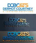 Dermot Courtney Behavioural Consultancy & Training Solutions Logo - Entry #89