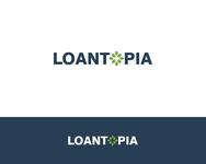 Loantopia Logo - Entry #153