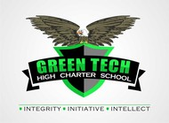 Green Tech High Charter School Logo - Entry #35