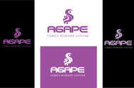 Agape Logo - Entry #247