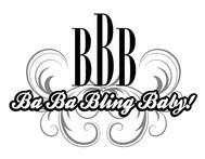 Ba Ba Bling baby Logo - Entry #132
