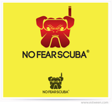 No Fear Scuba Logo - Entry #13