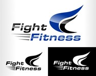 Fight Fitness Logo - Entry #104