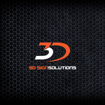 3D Sign Solutions Logo - Entry #141