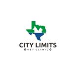 City Limits Vet Clinic Logo - Entry #333