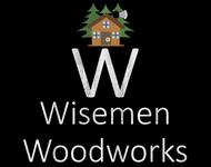Wisemen Woodworks Logo - Entry #141