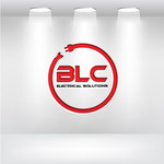 BLC Electrical Solutions Logo - Entry #64