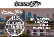 QuaranClean Logo - Entry #53