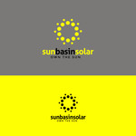 Sun Basin Solar Logo - Entry #58