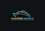 Masters Marine Logo - Entry #352