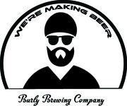 Burly Brewing Company Logo - Entry #84