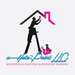 uHate2Paint LLC Logo - Entry #13