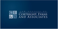 Law Office of Cortright, Evans and Associates Logo - Entry #16