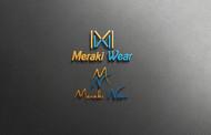 Meraki Wear Logo - Entry #91