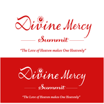 Divine Mercy Summit Logo - Entry #145