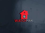 Watchman Surveillance Logo - Entry #118