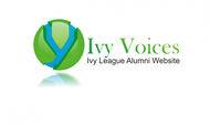 Logo for Ivy Voices - Entry #130