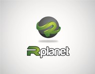 R Planet Logo design - Entry #52