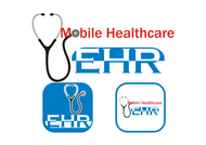 Mobile Healthcare EHR Logo - Entry #141