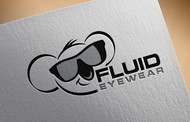 FLUID EYEWEAR Logo - Entry #24