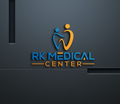 RK medical center Logo - Entry #49