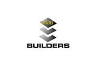 MJB BUILDERS Logo - Entry #109