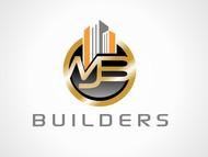 MJB BUILDERS Logo - Entry #128