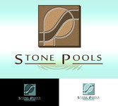 Stone Pools Logo - Entry #127