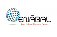 """Ena""bling companies on a glo'bal' spectrum, to do bus. with the Federal Govt Logo - Entry #41"