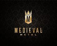 Medieval Metal Logo - Entry #65