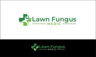 Lawn Fungus Medic Logo - Entry #186