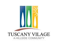 Tuscany Village Logo - Entry #154