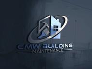 CMW Building Maintenance Logo - Entry #499
