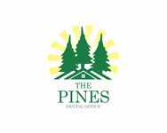 The Pines Dental Office Logo - Entry #106
