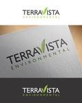 TerraVista Construction & Environmental Logo - Entry #126