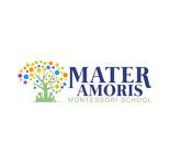 Mater Amoris Montessori School Logo - Entry #137