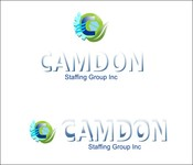 Camdon Staffing Group Inc Logo - Entry #100